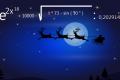 Indovinello matematico natalizio: quante ore ci mette Babbo Natale per consegnare i regali?