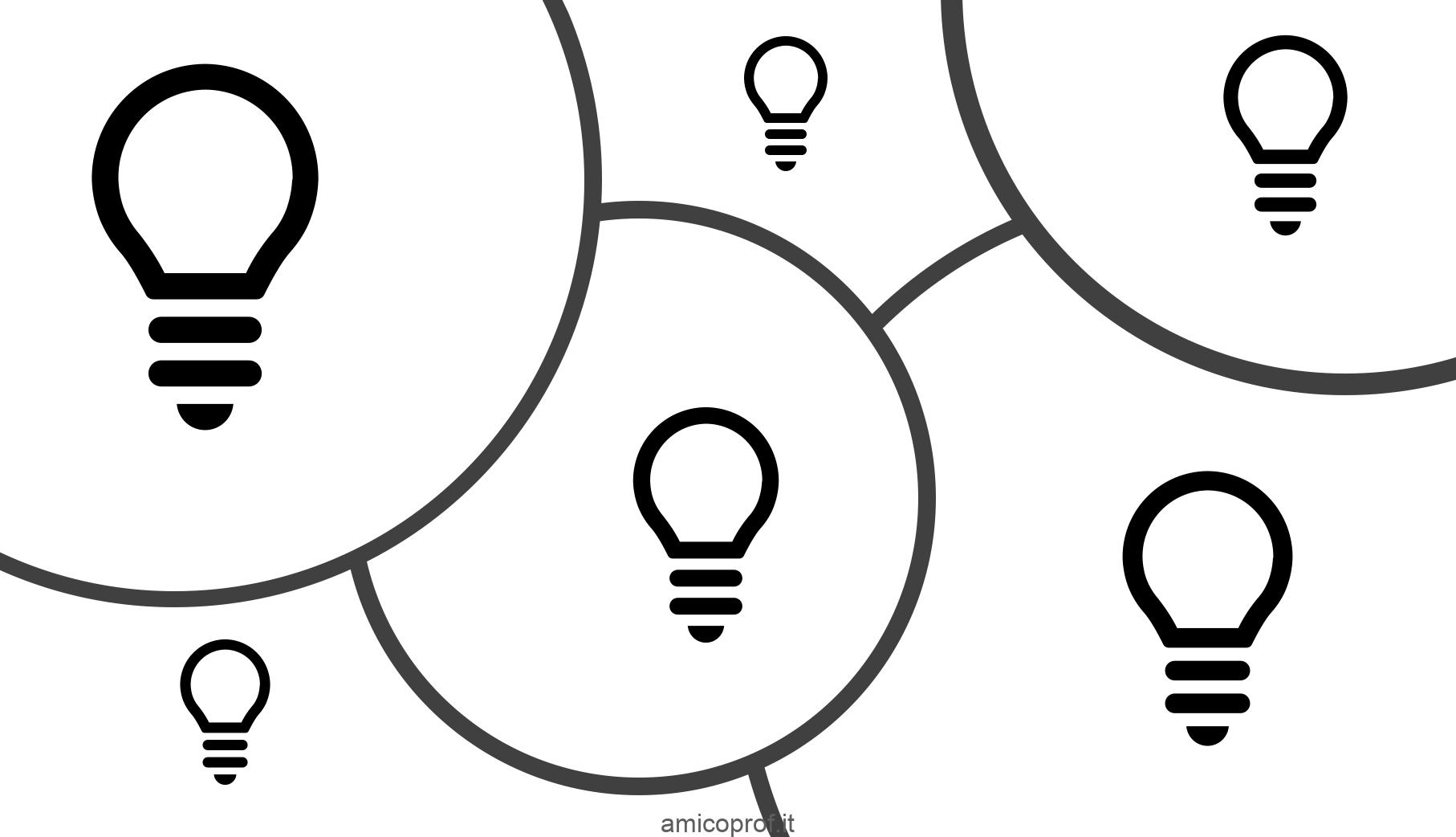 Problema matematico: quante lampadine ci sono in tutto nel condominio?