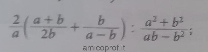 Esercizio svolto: Semplificare le espressioni di polinomi